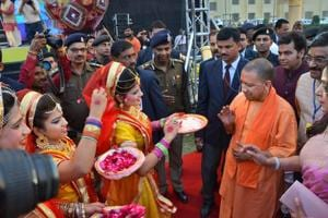 Everyone has the freedom to practice their faith: Yogi Adityanath