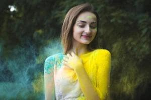 Holi colours can harm your hair and skin. Here's the beauty regimen to...