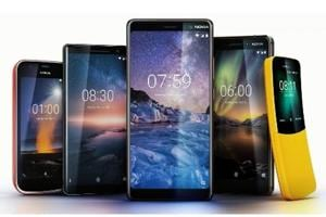 Nokia MWC 2018 Live: Nokia 8 Sirocco, Nokia 8110 redux launched