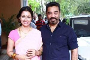 Not associated with Kamal Haasan personally or politically: Gautami...