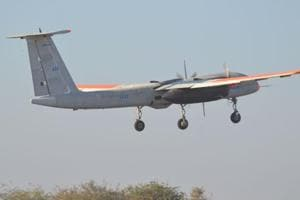 DRDO successfully carries out test flight of Rustom 2 drone in...