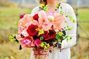 Birthdays, weddings, parties: How to choose flowers for different...
