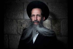Photos: Ancient beards and the faces of modern Jerusalem