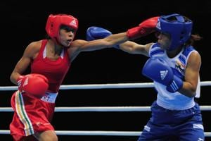 Mary Kom, Seema Poonia settle for silver in Strandja Memorial boxing...