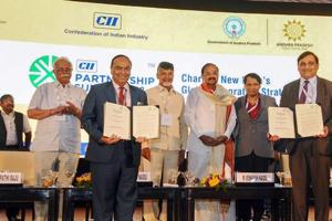 Ease of doing business: Andhra CM Naidu plans to compete with the...