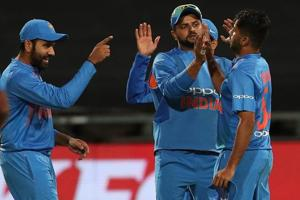 India secured a tense seven-run win vs South Africa in the final Twenty20 in Newlands to clinch the series 2-1. Get highlights of India vs South Africa, 3rd T20, Cape Town here.