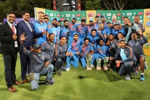 India beat South Africa by seven runs, clinch T20 series 2-1 and end...