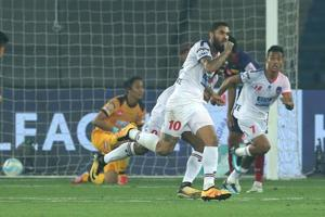 Delhi Dynamos FC provided the Indian Super League with its biggest...