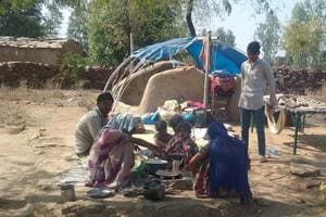 Members of 'Madari' community living in penury in Baran