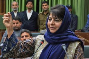 Mehbooba orders probe into allegations of nepotism in recruitment of...