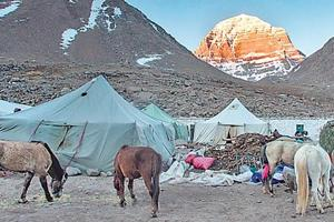MEA team to assess landslide-hit Kailash Mansarovar Yatra route