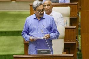 CM Manohar Parrikar admitted to Goa hospital: Official