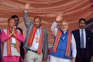 How BJP tweaked its campaign for Christian-majority Meghalaya
