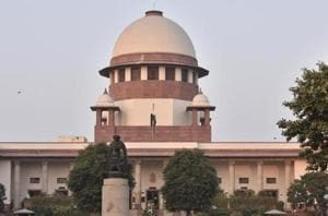 Cases in Supreme Court where govt is party see spike in last 1 year