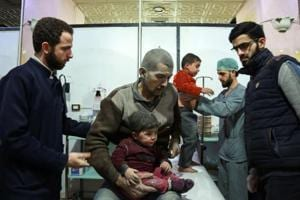 Despite ceasefire, Iran says Syria will continue to strike Ghouta...