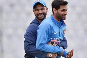 Bhuvneshwar Kumar, Shikhar Dhawan make significant movement in ICC...
