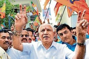 The BJP's backing to BSY is aimed at allaying any fear in the Lingayat community that his stint as CM could be short lived.