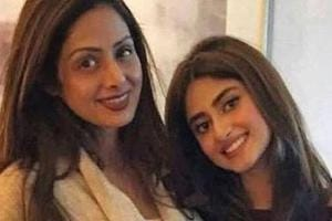 Pakistani actor Sajal Ali was seen as Sridevi's daughter in the 2017 Bollywood film, Mom.