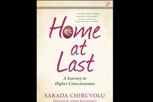 Author Sarada Chiruvolu's Home At Last
