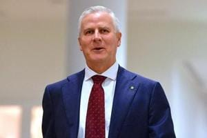 Michael McCormack to take over as deputy PM for Australia after party...