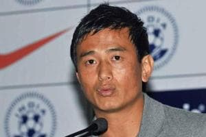 Bhaichung Bhutia had unsuccessfully contested the 2016 West Bengal Assembly elections from Siliguri.