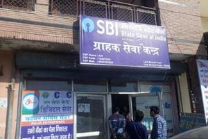 The CSCs offer certain limited small deposit and bank-to-bank transfer services on which the operator gets a certain commission. Police said there was no security guard deployed at the centre.