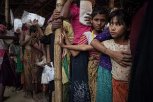 Rohingya crisis: UK MPs refused visas to visit Myanmar