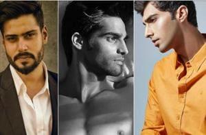 Models reveal secrets behind their razor-sharp jawline .