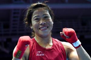 Mary Kom, Vikas Krishan in India's boxing squad for 2018 Commonwealth...
