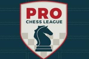 The Pro Chess League, an online rapid chess competition which began in 2016.