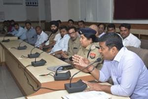 The district administration on Wednesday met farmhouse operators and asked them to adhere to norms.