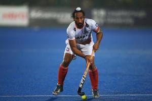Sardar Singh is making his return as India captain at the Sultan Azlan Shah hockey tournament.