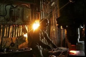 The survey noted that Indian manufacturers remained optimistic towards the 12-month outlook for output during February.