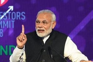 Prime Minister Narendra Modi will complete four years in power in May, and faces the general election to the Lok Sabha next year.