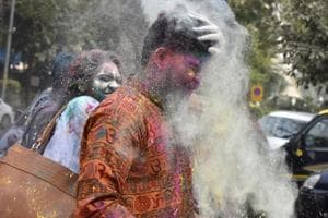 Hooliganism in the name of Holi is unacceptable