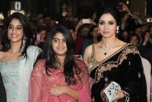 Sridevi's daughters Khushi and Janhvi foremost on the minds of Boney...