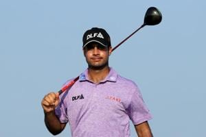 Shubhankar Sharma on a fast track in top golf tournaments from India