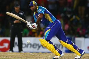 Kieron Pollard helped the Barbados Tridents secure the 2015 Caribbean Premier League title.