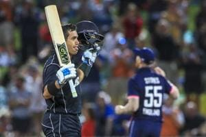 Ross Taylor ruled out of Wellington ODI, Kane Williamson fit for...