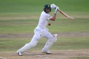 """AB de Villiers knows South Africa """"came up short"""" at Kingsmead on day..."""