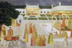 This exhibition in Los Angeles shows how Mughals inspired 17th century...