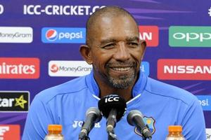 ICC World Cup Qualifiers: West Indies revenge not on Phil Simmons'...