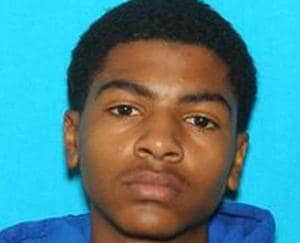 Central Michigan University student James Eric Davis Jr. who police identified as the shooting suspect at the university's residence hall on Friday.