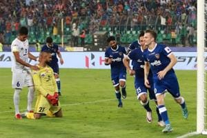 Rene Mihelic penalty gives Chennaiyin FC win over Mumbai City FC in...
