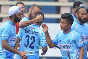 Misfiring India draw 1-1 against England in Sultan Azlan Shah Cup...