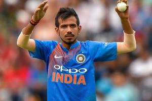 Yuzvendra Chahal – Inexperienced India's bowling 'mentor' in 2018...
