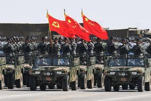 China skips announcement of national defence budget