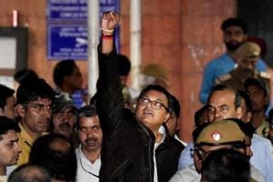 Karti Chidambaram brought to Byculla prison to be confronted with...