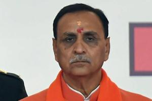 Gujarat chief minister Vijay Rupani has asked concerned officers to ensure judicious use of stored water in locally available reservoirs elsewhere for drinking purposes.