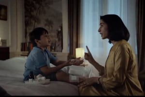 With more than 10 million views on Facebook, this Pakistani advertisement has touched the hearts of many on social media. (Facebook)